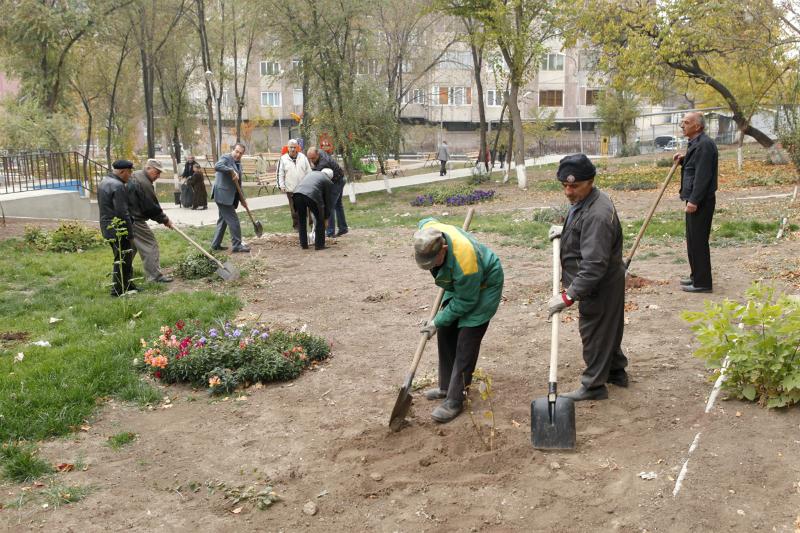 Մարտի 23-ին մայրաքաղաքում կտնկվի շուրջ 5000 ծառ